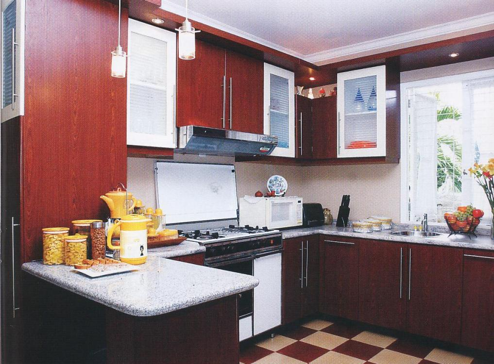 Bagaimana Desain Dapur Bersih Minimalis Modern Vocational2033 Com