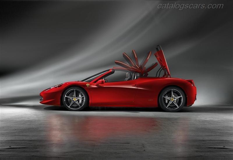 صور سيارة فيرارى 458 سبايدر 2013 - اجمل خلفيات صور عربية فيرارى 458 سبايدر 2013 - Ferrari 458 Spider Photos Ferrari-458-Spider-2012-03.jpg