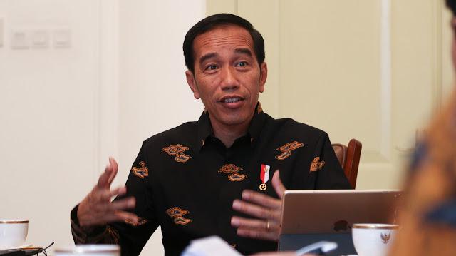 Jokowi Mengaku Sedih jadi Korban Hoaks di Medsos
