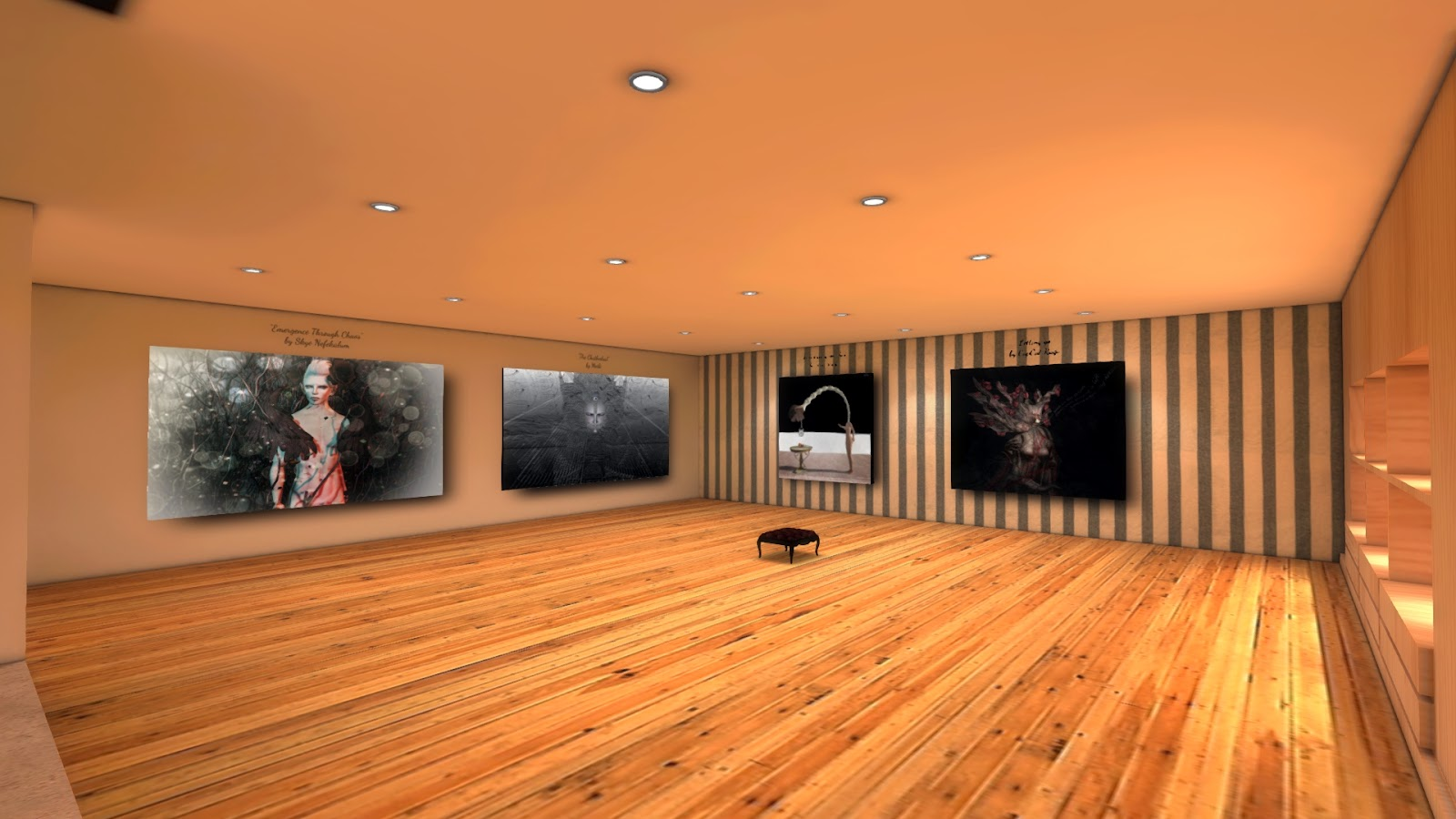echt virtuell ausstellung surrealism er ffnung 29 mai 2016 21 uhr. Black Bedroom Furniture Sets. Home Design Ideas
