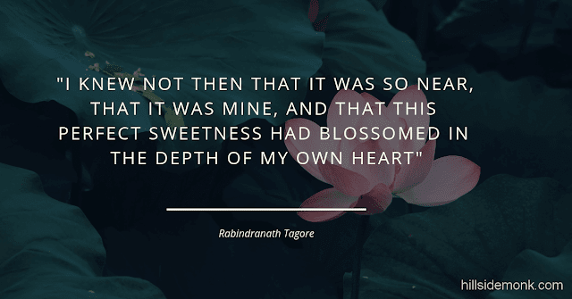Rabindranath Tagore Poems 3 Lotus
