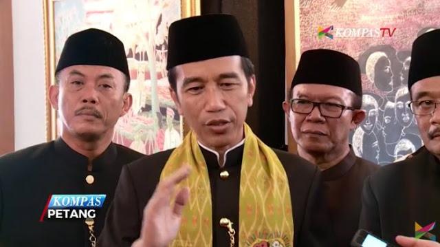 Ini Kemenangan Politik Jokowi : Hary Tanoe Berbalik Dukung Jokowi