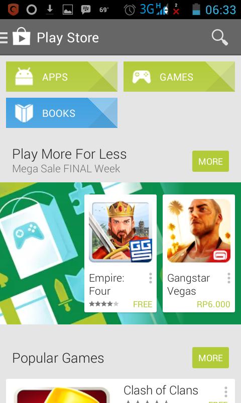 Membuat Aplikasi Android Auto Update 1