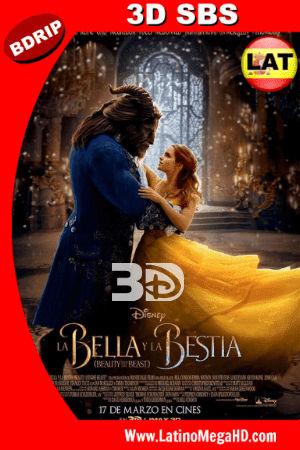 La Bella y La Bestia (2017) Latino Full 3D SBS BDRIP 1080P ()