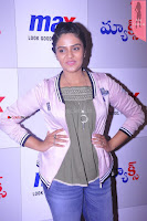Sri Mukhi in Denim and Jacket at Max Summer Collection Launch  Exclusive 015.JPG