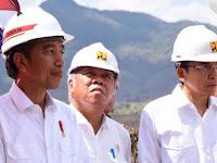 Inilah Instruksi-instruksi Khusus Presiden Kepada Para Menteri Dalam Penanganan Gempa Bumi di Lombok