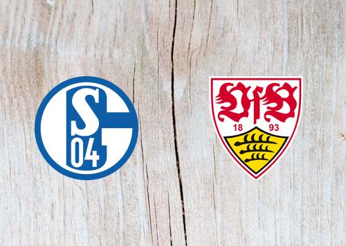 Schalke vs VfB Stuttgart - Highlights 18 May 2019