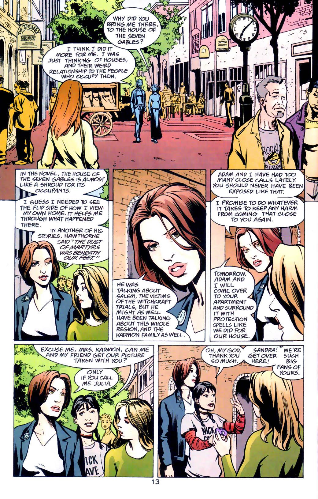 Read online Midnight, Mass comic -  Issue #7 - 14