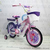 Sepeda Anak Perempuan Pacific Castilla 16 Inci