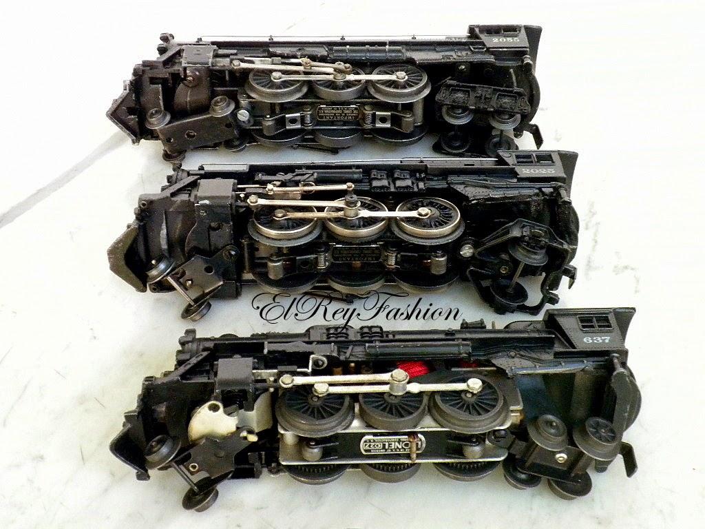 Vintage Lionel Engine 24