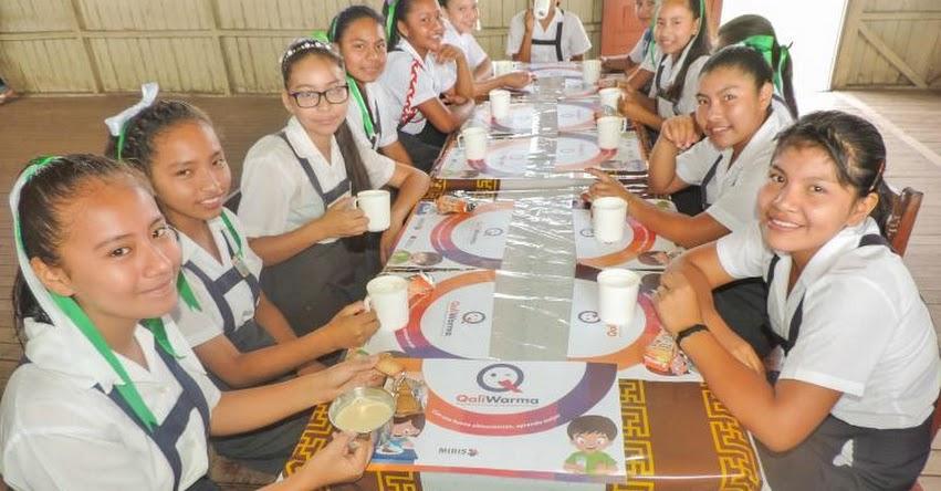 QALI WARMA: Programa social adjudica proveedores para atender a escolares en el 2018 - www.qaliwarma.gob.pe