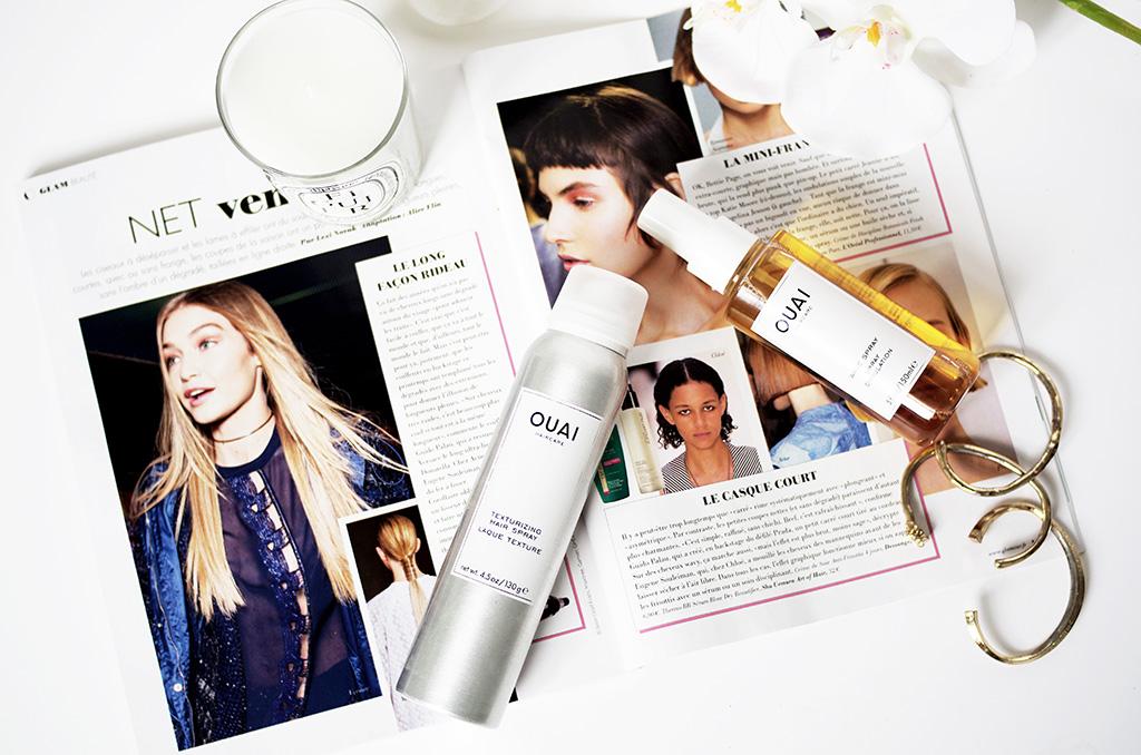 Beauty review Ouai Haircare Jen Atkin Sephora Kardashian revue beauté blog l THEDEETSONE l http://thedeetsone.blogspot.fr
