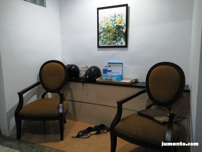 fasilitas kamar airy rooms