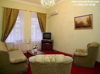 apartments for rent in Moscow Russia