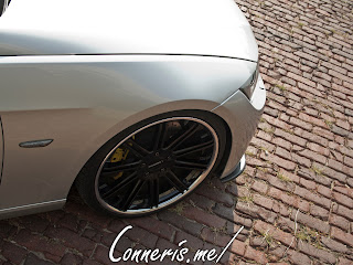 BMW 335i E92 wheel detail brick