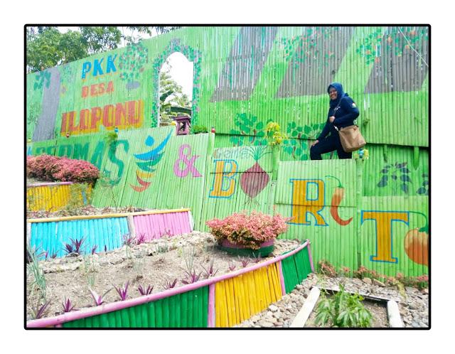 KunLapTik, Gorontalo Sehat, desa iloponu
