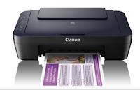 Canon PIXMA E461 Printer Driver
