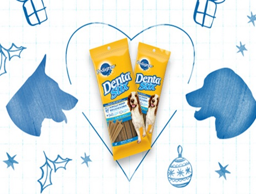 Free Pedigree Denta Stix Sample