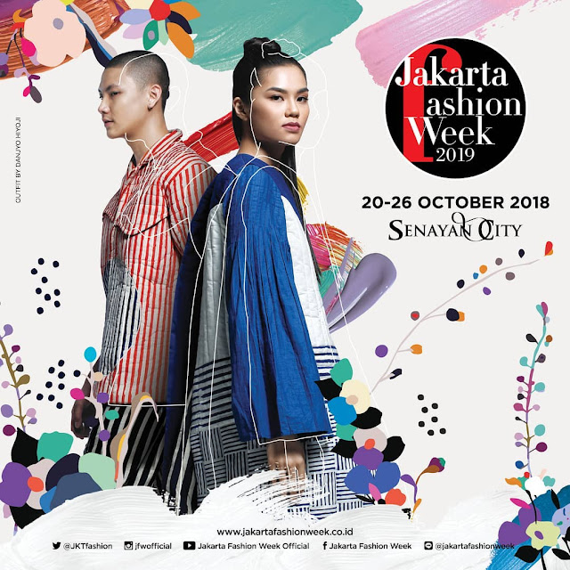 Yess !! Jakarta Fashion Week (JFW) 2018/2019 Was Held Again