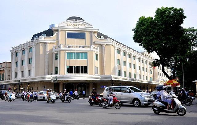 Tràng Tiền Plaza