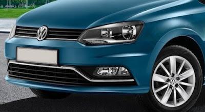 Volkswagen Ameo headlight image