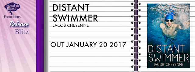 RELEASE – Distant Swimmer by Jacob Cheyenne