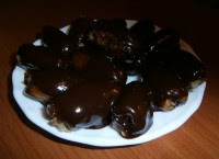 Punjene urme (Stuffed dates)