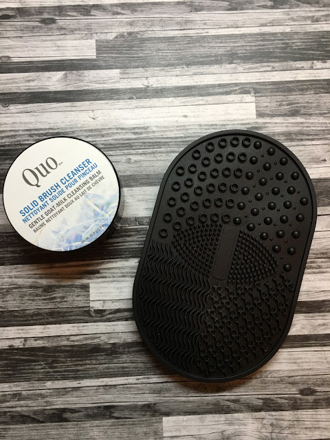 Quo Cosmetics Brush Cleaner