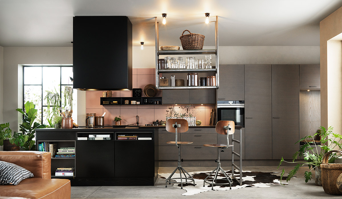 Thiết kế nội thất, thi công nội thất phòng bếp, các ý tưởng thiết kế tham khảo