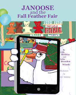 Janoose & The Fall Feather Fair