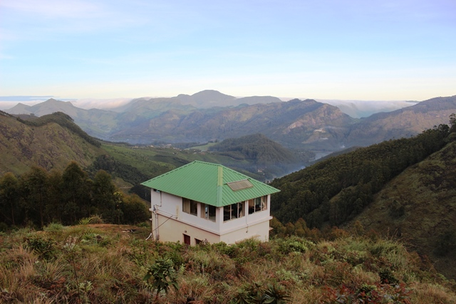 Sky Cottage at the base of Meesappulimala  Munnar Hill Station Kerala Pick, Pack, Go