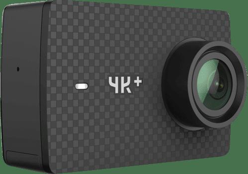 YI 4K+ — вид спереди
