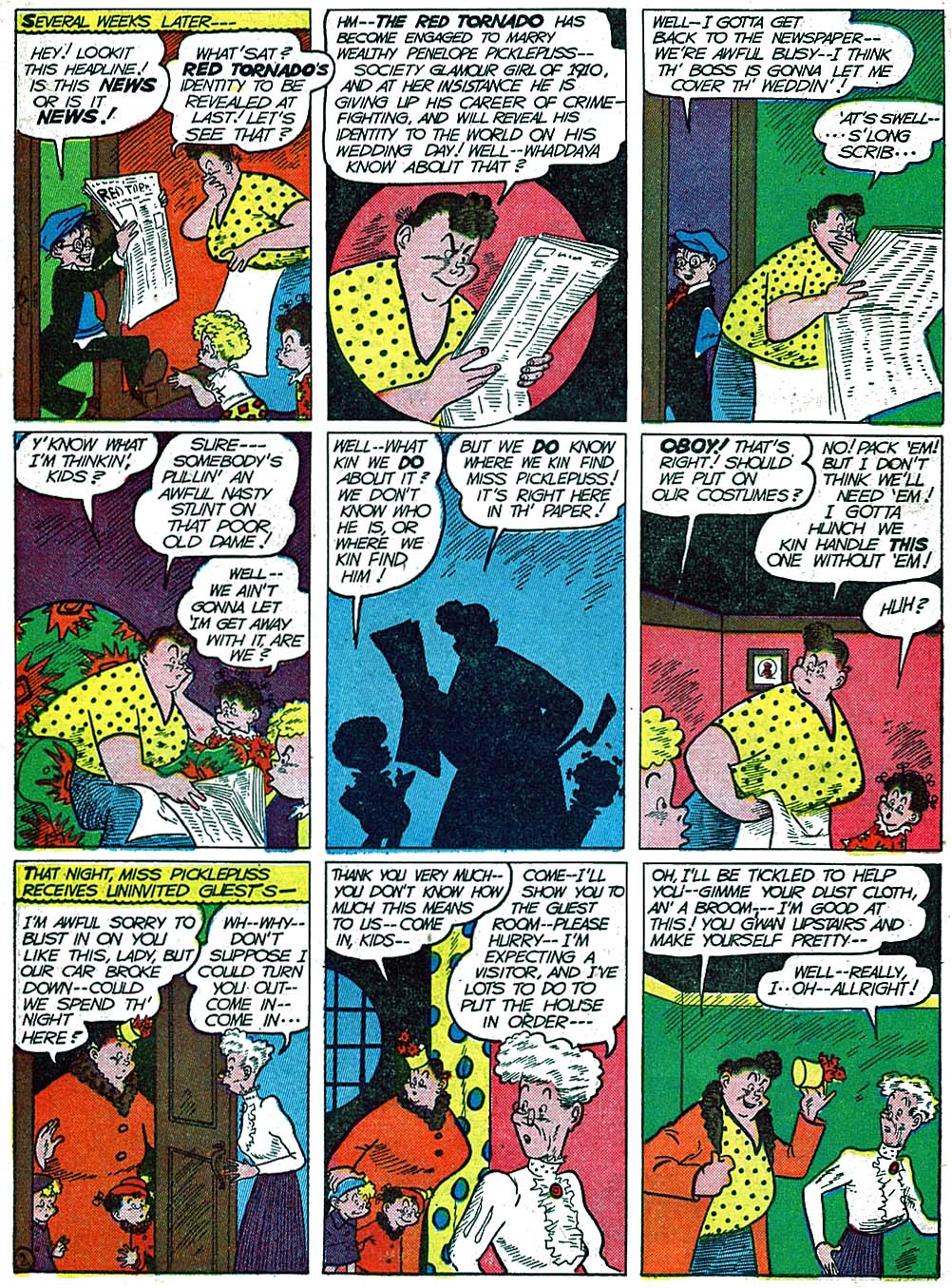 Read online All-American Comics (1939) comic -  Issue #38 - 44