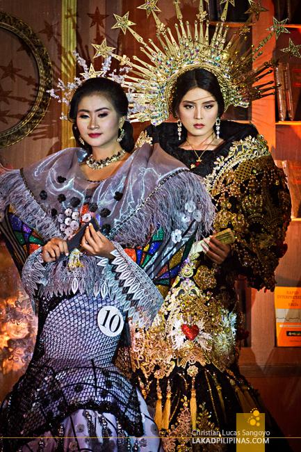 Zamboanga Hermosa Festival Mascota de Zamboanga