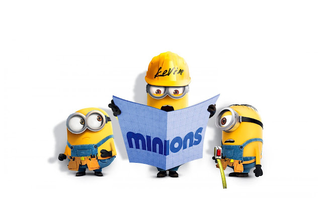 Funny Minions HD Wallpapers