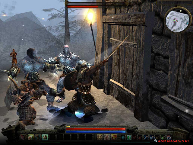LOKI Heroes of Mythology Gameplay Screenshot 2