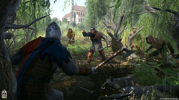 Kingdom Come Deliverance PC Free Download Screenshot 2