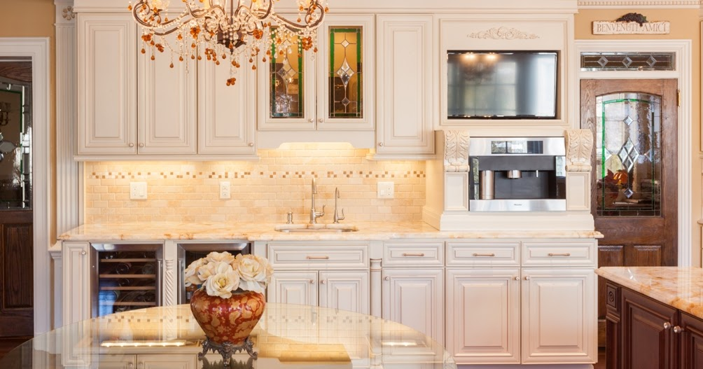 Affordable kitchen cabinets countertops pelleco kitchen for Bj kitchen cabinets