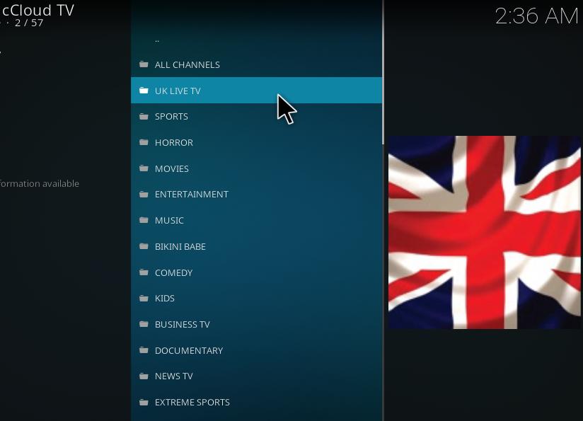 Top Best Sports Kodi Addons To Watch Premier League Online
