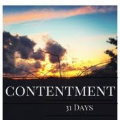 31 Days of Gratitude and Contentment