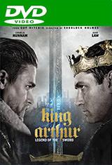 El Rey Arturo: La leyenda de la espada (2017) DVDRip Latino AC3 5.1