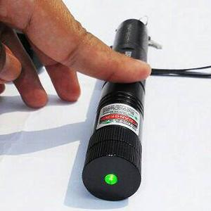 LAMPU SINAR LASER GREEN POINTER 303