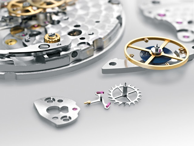 photo of Rolex Tech Innovations of the Early 2000s (photo: Rolex/Christophe Lauffenburger)