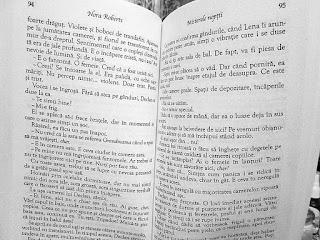 Misterele noptii de Nora Roberts. Recenzie