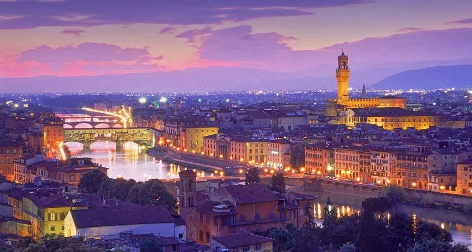 I 10 luoghi più Romantici d'Italia - Firenze