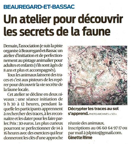 http://www.sudouest.fr/2018/02/23/un-atelier-pour-decouvrir-les-secrets-de-la-faune-4225246-1727.php?xtmc=je+suis+la+piste&xtnp=1&xtcr=1