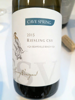 Cave Spring CSV Riesling 2015 (91 pts)