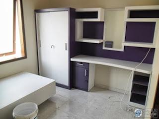 Kontraktor Interior - Bedroom Set Untuk Kamar Kost