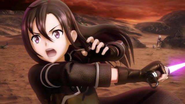 الكشف عن محتوى نسخة المجمعين للعبة Sword Art Online : Fatal Bullet