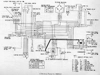 1974 Honda Wire Diagram